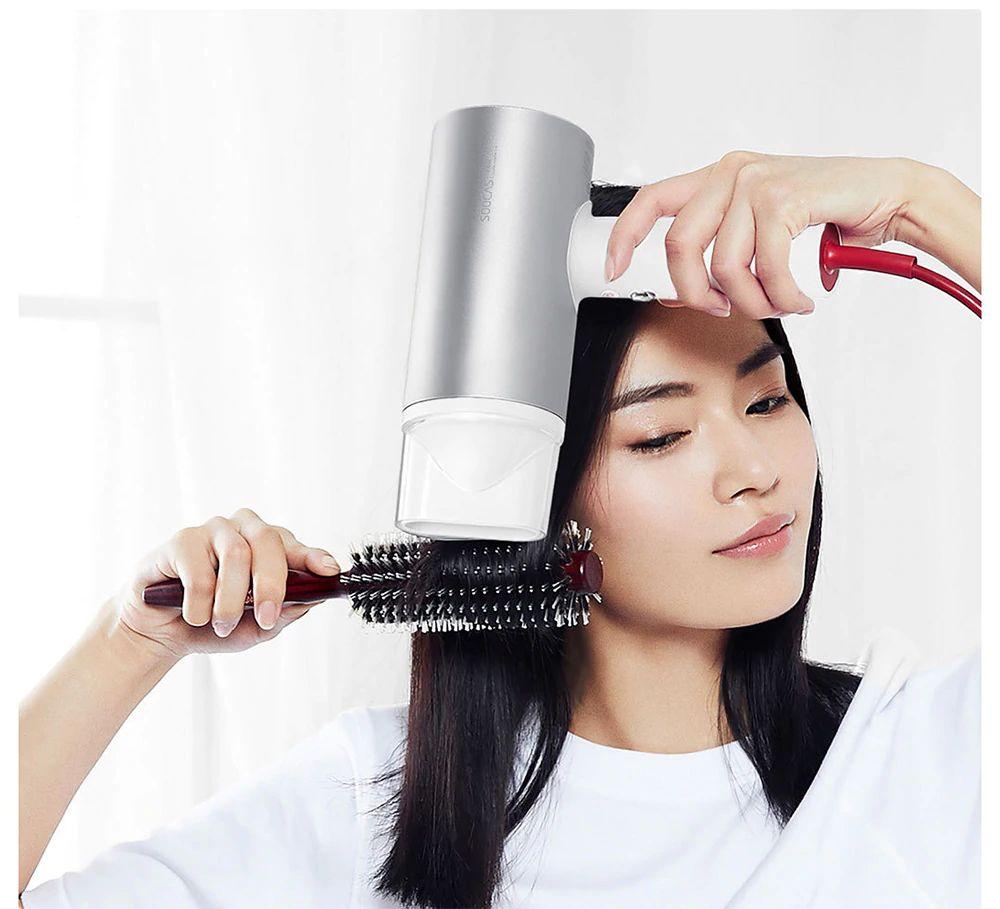 CKV-14 New Xiaomi Soocare Soocas H3 Anion Hair Dryer Aluminum Alloy Body 1800W Air Outlet Anti-Hot Innovative Diversion Design