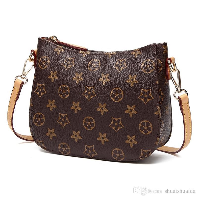2019 moda casual bolso de las mujeres bolsos de mano dama Mini bolso cruzado cuerpo bolsas de hombro de alta calidad bolsos de la PU bolso del teléfono móvil Tote AD22