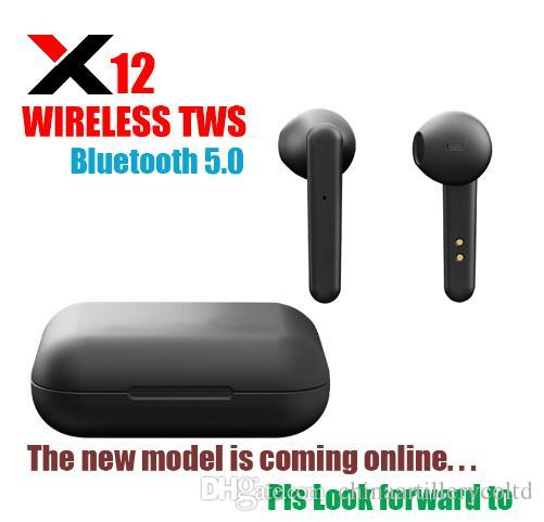 X12 Original i14 tws Headset In-ear Wireless Bluetooth 5.0 Earphone Earbuds Touch Control Sport for iphone audifonos elari i9000