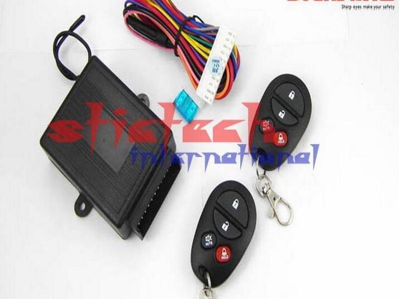 DHL veya EMS 10pcs Car Uzaktan Anahtarsız Giriş Sistemi Merkezi Kilit Kilit Açma Araba Kapı Otomatik Pencere anahtarsız giriş kontrol kilidi 8199 tarafından