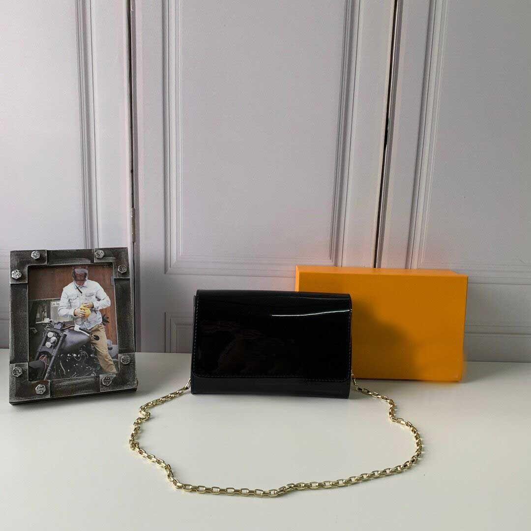 Neue Ankunft Luxus Frauen Designer-Taschen-Taschen aus echtem Leder Luxus Frauen berühmten Geldbeutel-Schulter-Kurier sackt freies Verschiffen Einkaufen