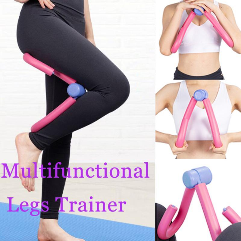 Multifunctional Legs Trainer Shaping Thigh Exercise Home Gym Equipment Sport Elastic Bands Stretching Fitness Equipment30