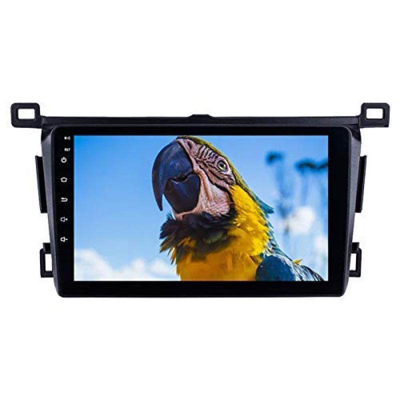 2013에서 2018 사이 도요타 RAV4 오른쪽 손 와이파이 USB AUX 지원 사이드 카메라 OBD II와 구동 용 9 인치 안드로이드 9.0 GPS 네비게이션 자동차 스테레오
