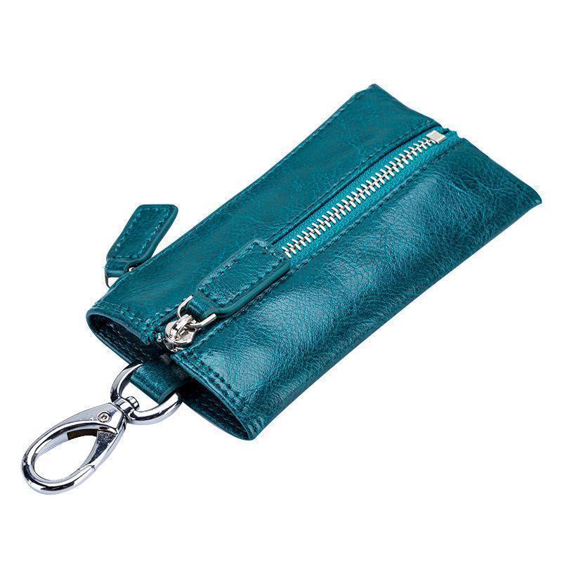 Pop2019 gumst multifunction مفتاح محفظة المنظم سبليت جلدية عملة محفظة الرجال مفتاح السيارة محافظ النساء بطاقات حامل مدبرة حالة