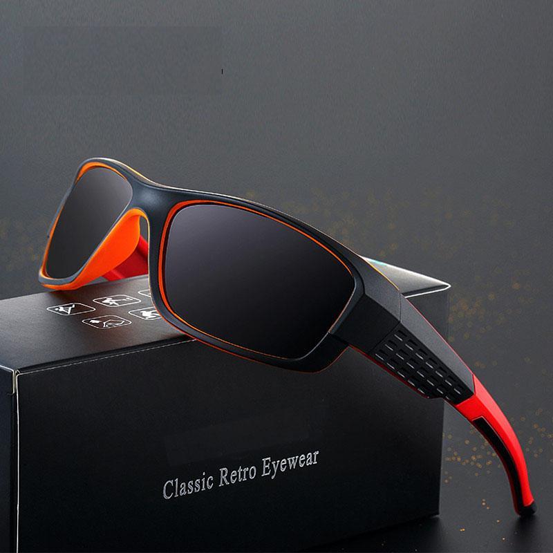 남성 여성 승마 편광 안경 야외 스포츠 드라이브 편광 UV400 선글래스 자전거 안경을 타고 고글 방풍 선글라스