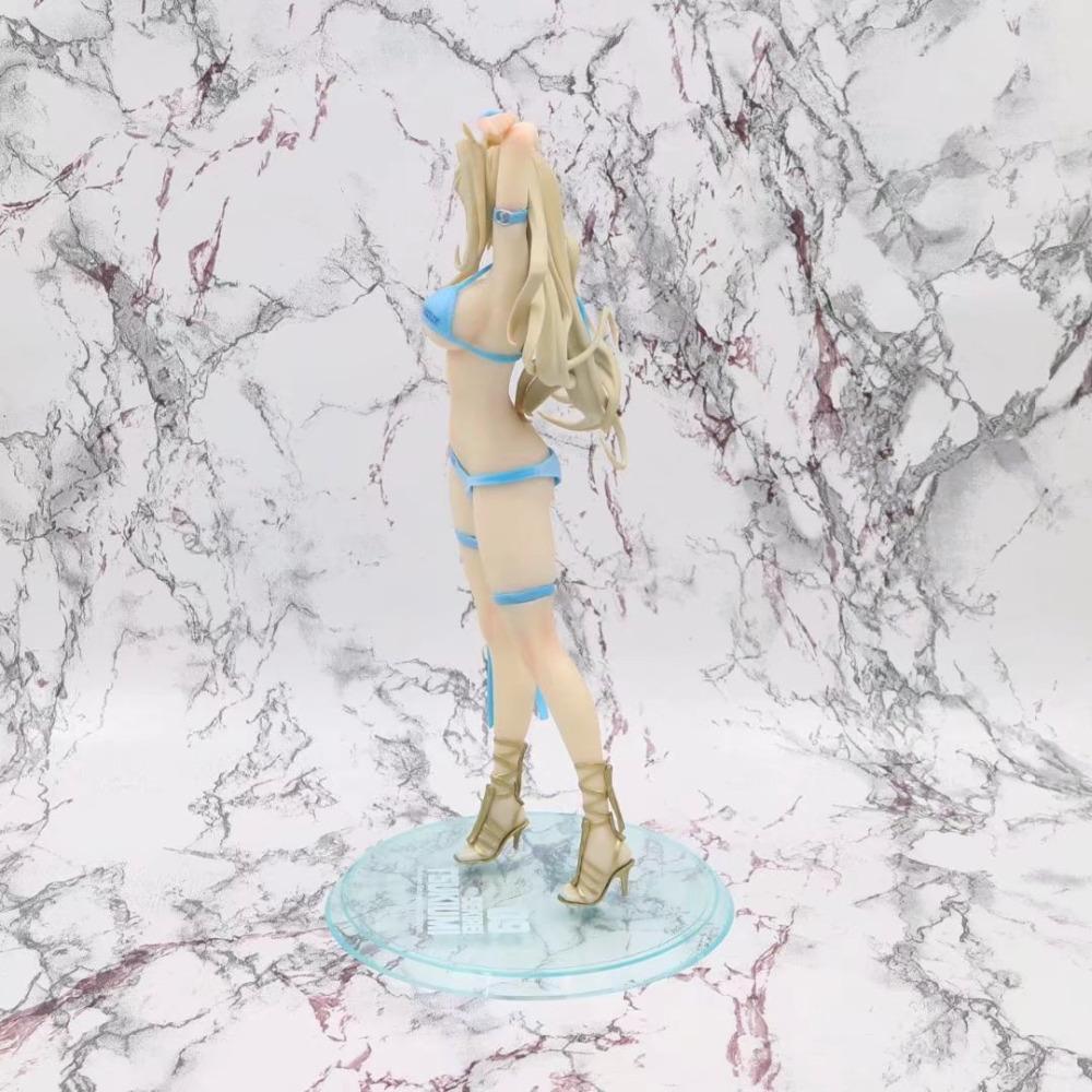 Compre 26 Cm Sekirei Tsukiumi Yegua Lunar Bikini Sexy Girl Anime Cartoon Figure De Pvc Juguetes Colección De Figuras Para Amigos Regalos A 6823 Del