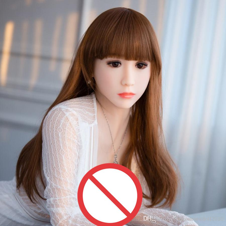 Sex Doll Real Silicone Japanese Love Dolls Inflatable Semi