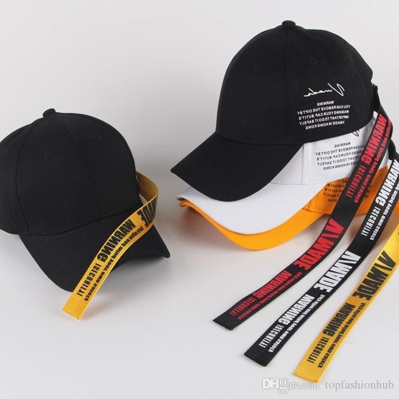 Hip Hop Baseball Cap Golf Cap pour les hommes et les femmes Chapeau Casquette Peaked sports de plein air Casquettes