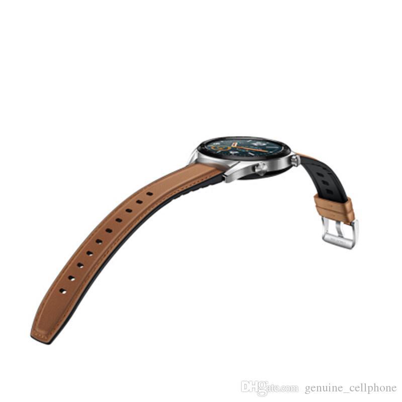 Original Huawei Watch GT Smart Watch Support GPS NFC Heart Rate Monitor IP67 Waterproof Wristwatch Sport Tracker Bracelet For Android iPhone