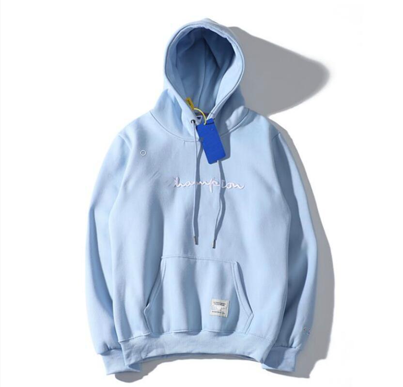 Hombres sudadera con capucha diseñador de sudaderas de alta primavera carta campeón sudaderas con capucha de invierno imprimen mejor calidad de las mujeres camiseta de manga larga
