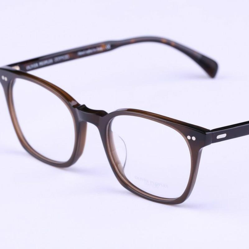 Wholesale-Brand Glasses-Oliver Peoples Vintage optical frame eyeglasses myopia eye glasses Full frame men/women OV5297 oculos de grau