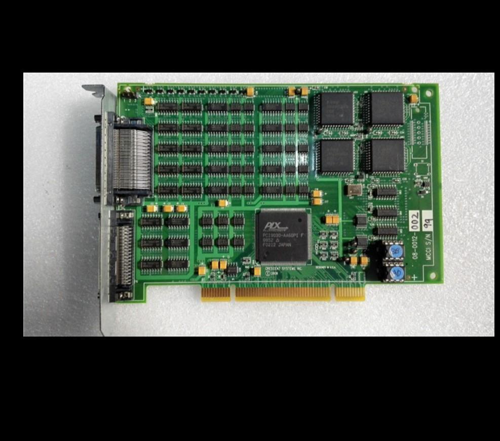 100% Probado obra perfecta para sistemas de media luna inc fab 08-0012-002 mcci s / N99