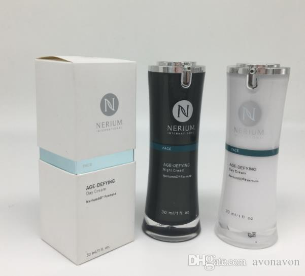 face makeup Foundation Primer Nerium AD Night Cream and Day Cream 30ml Skin Care Day Night Creams Sealed Box CZ100
