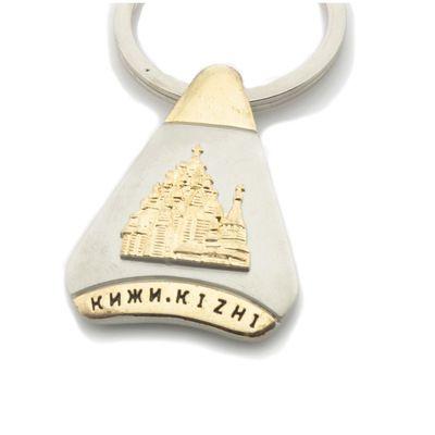 Russian Castle Keychain Moscow Kremlin New Stylish Classic Retro keychain Wholesa