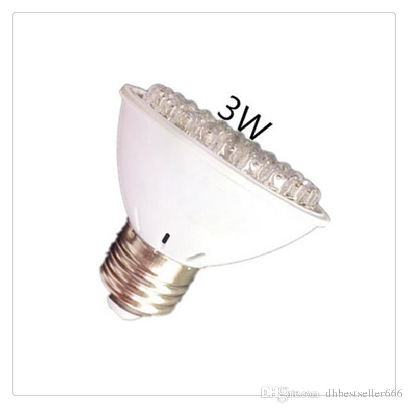 E27 220V Vollspektrum LED Pflanze Wachsen Hellrot Blau 38/60/100/138 LEDs Hydroponische Lampe Für Blumenpflanzen und Aquarien