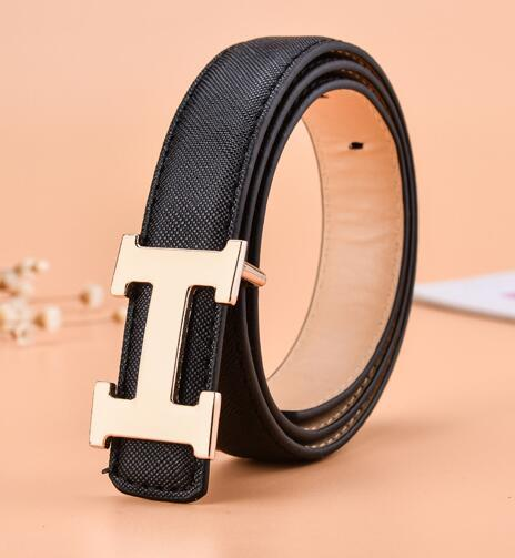 New Luxury Kids Belts Fashion Casual Style Boys Girls Belt Baby Letter Gold Buckle PU Leather for Kids Belts