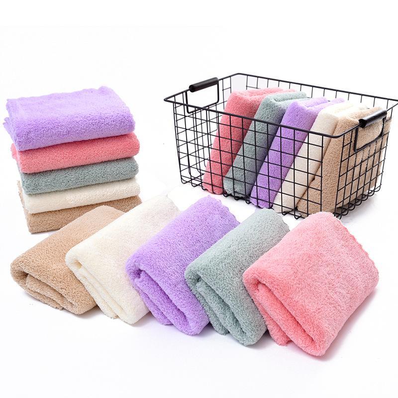 Usine molletonnée directe serviette 3 Pack Beauté serviette absorbante bandeau cheveux secs peluches pelucheux gros sur mesure