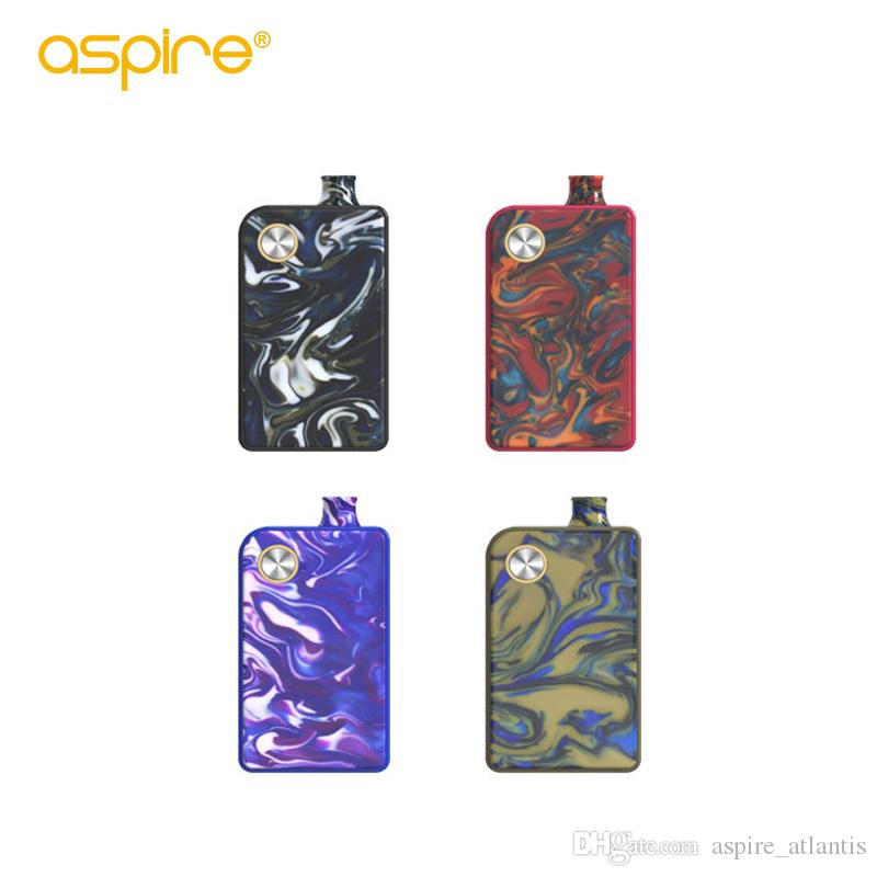 Wholesale Aspire Mulus 80W Pod System Kit with 0.4ohm/1.2ohm & Nautilus coil 1.8ohm & Nautilus 2S coil 0.7ohm for choose