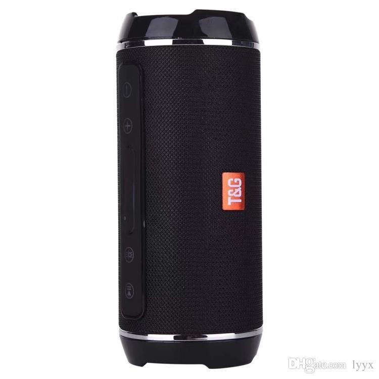 Alta calidad Bluetooth inalámbrico Altavoz TG-116 Portátil Grande Tela portátil Audio de Bluetooth, la mejor calidad de sonido, directo de fábrica