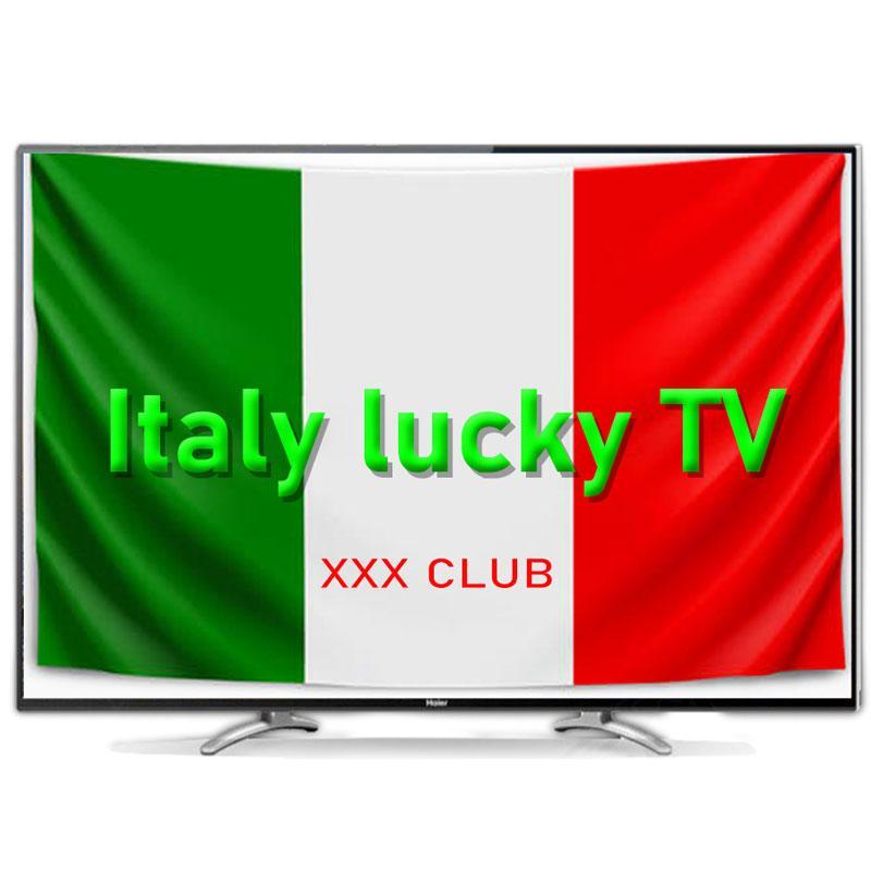 LuckyTV برنامج 4K TV 10000+ إيطاليا M3U لالروبوت الذكية التلفزيون الروبوت مربع كمبيوتر لينكس ماج مربع