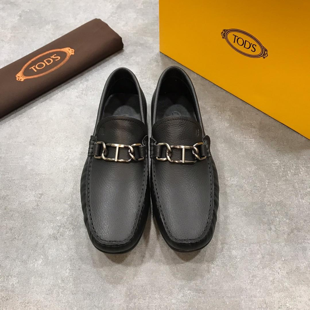 Promotion Mocassins en cuir Marque Chaussures Hommes Appartements Mocassins Tenis pour hommes Casinos Casquettes Slip-On Boat Respirant Casual Bout Rond