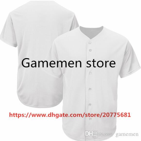 loja Gamemen SP75 Baseball Jerseys Homens Mulheres Juventude Kid Lady personalizados adulto costurado Qualquer sua própria Nome Número S-4XL