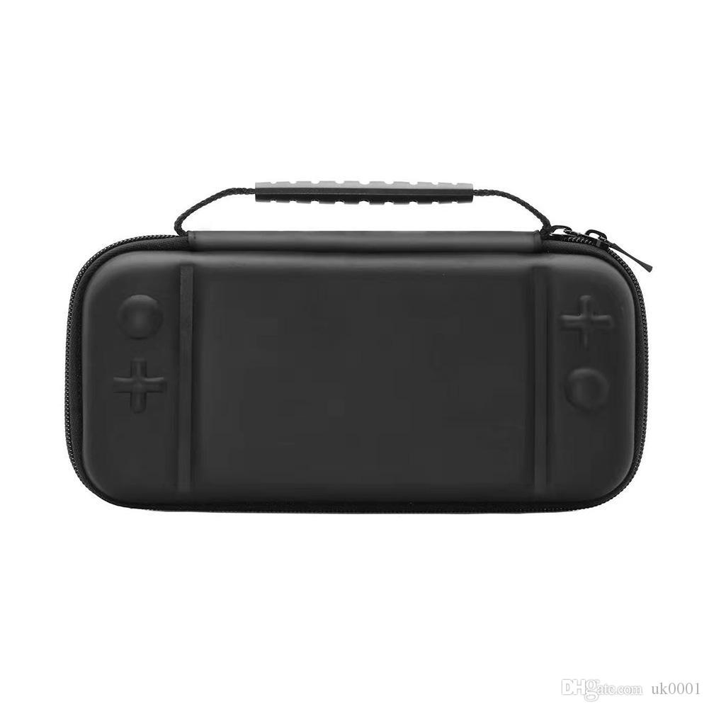 Handheld Game Machine Shell case EVA Pouch Protective Carrying Case Scratch Resistant Space Saving Travel Anti Lost For Switch Lite 1pcs