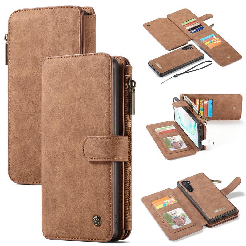 Для Samsung Galaxy Note 10 Case 2 Используйте кошелек флип кожаный пакет карт чехол для Samsung Galaxy Note 10 Plus чехол сумка