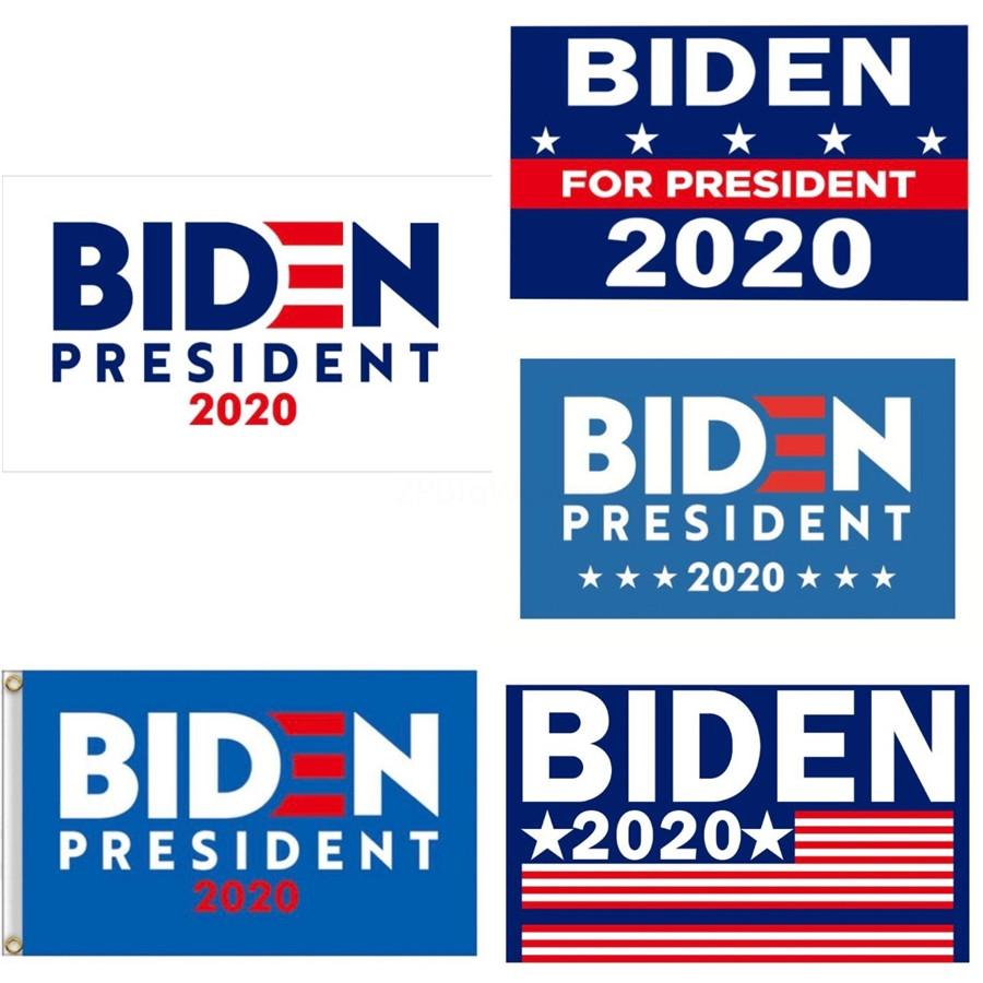 150x90cm Biden 2020 Flag Double Sided Printed Donald Biden Bandiera Keep America Grande Donald Per il presidente Usa Elezioni presidenziali Banner # 855