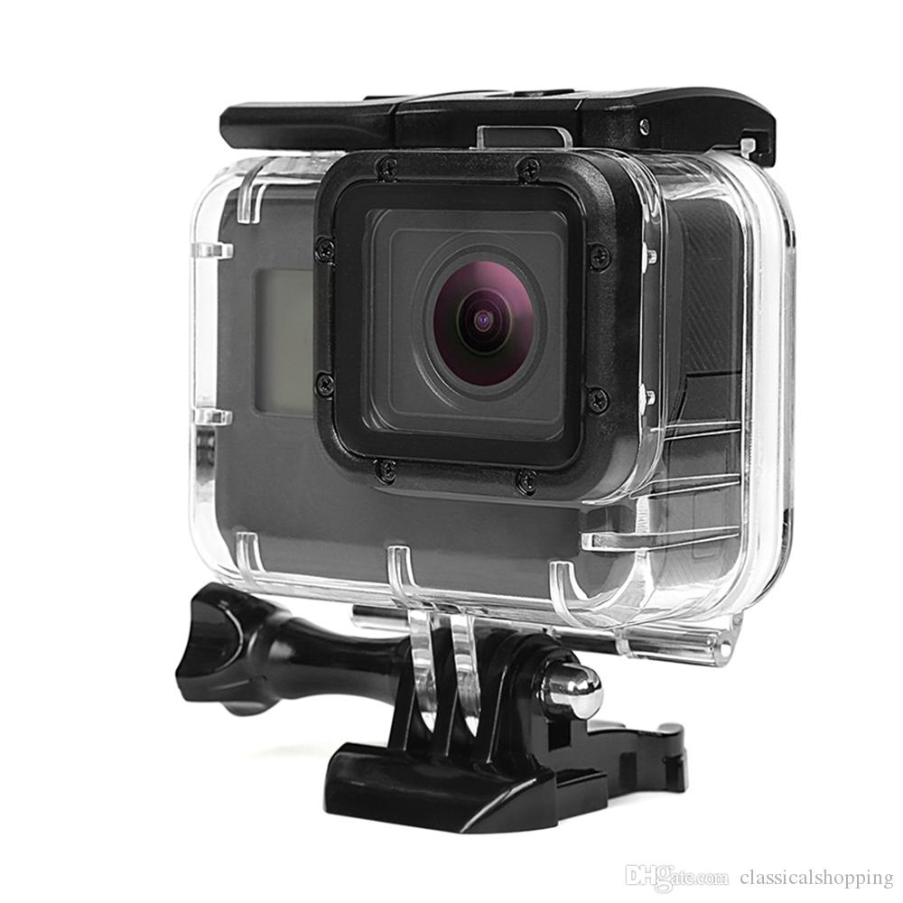 Gopro Hero 7 6 5 Accessories Waterproof Protection Housing Case Diving 40M Protective For Go pro Hero 6 5 Sport Camera