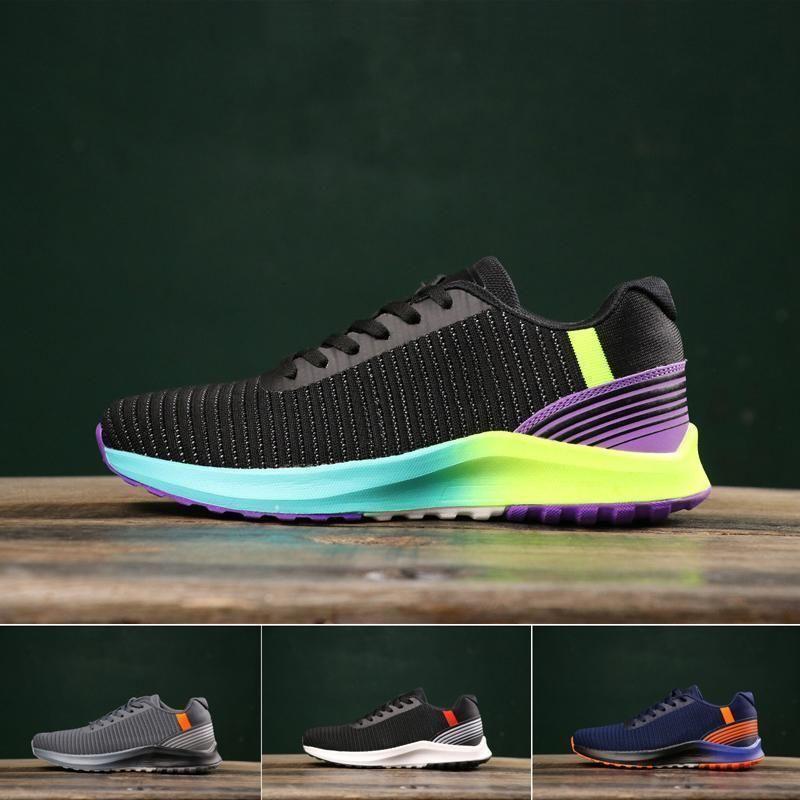koşu ayakkabıları Yeni Erkek yakınlaştırma Pegasus Plyknit spor Tasarımcı Moonfall Nefes Sport Sneakers Açık Koşu ayakkabıları 40-45