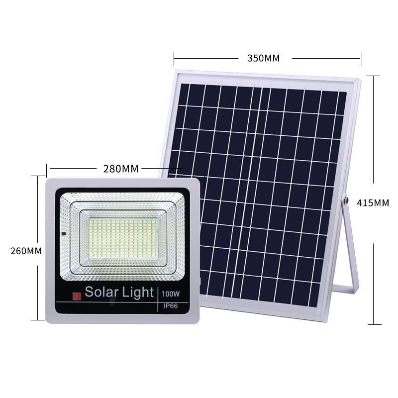 Umlight1688 100W 389 AND 300W 3 COLOR SOLAR STREET LIGHT