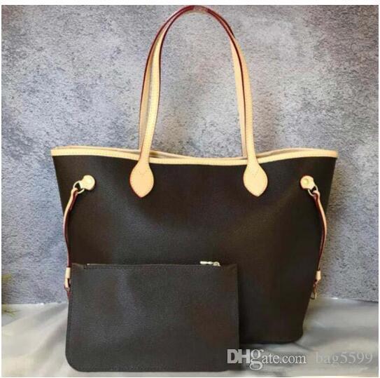 Mode berühmte Frauen Handtasche Messenger Bag Schulter Crossbody Girl Hohe Kapazität 2 Set Tragbare Mutter Paket Taschen