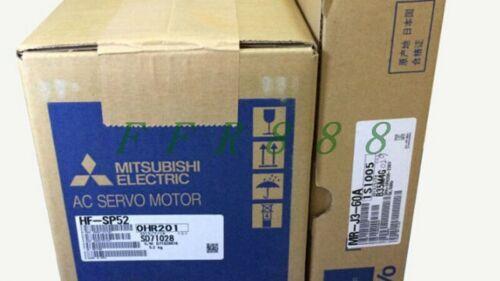 YENİ Mitsubishi HC-SFS152 + MR-J2S-200A
