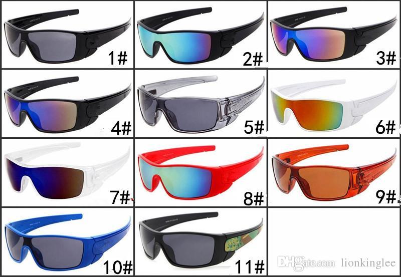 Top Quality Brand Cycling Sunglasses Sport Eyewear Designer Women Men Outdoor Eye Glasses Beach UV400 11colors 2020