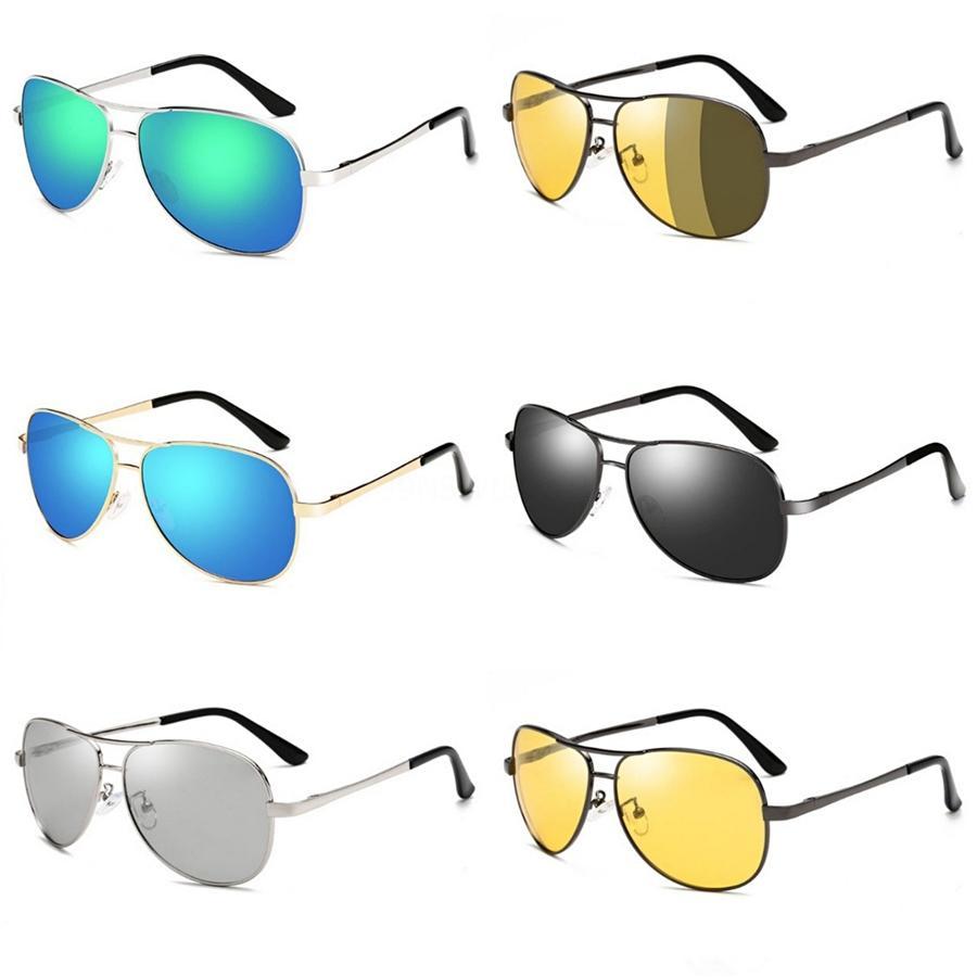 Style de 28 Lunettes de soleil haut de gamme personnalisés Sports de plein air hommes Lunettes de soleil Des lunettes de soleil en gros Livraison gratuite # 91757