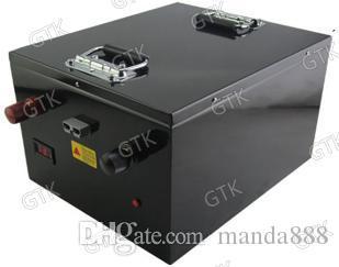 60 V 60AH lifepo4 60 V 60AH lifepo4 de litio batería para 4000 W 3500 W scooter inversor EV triciclo, bicicleta de caravana + 10A cargador