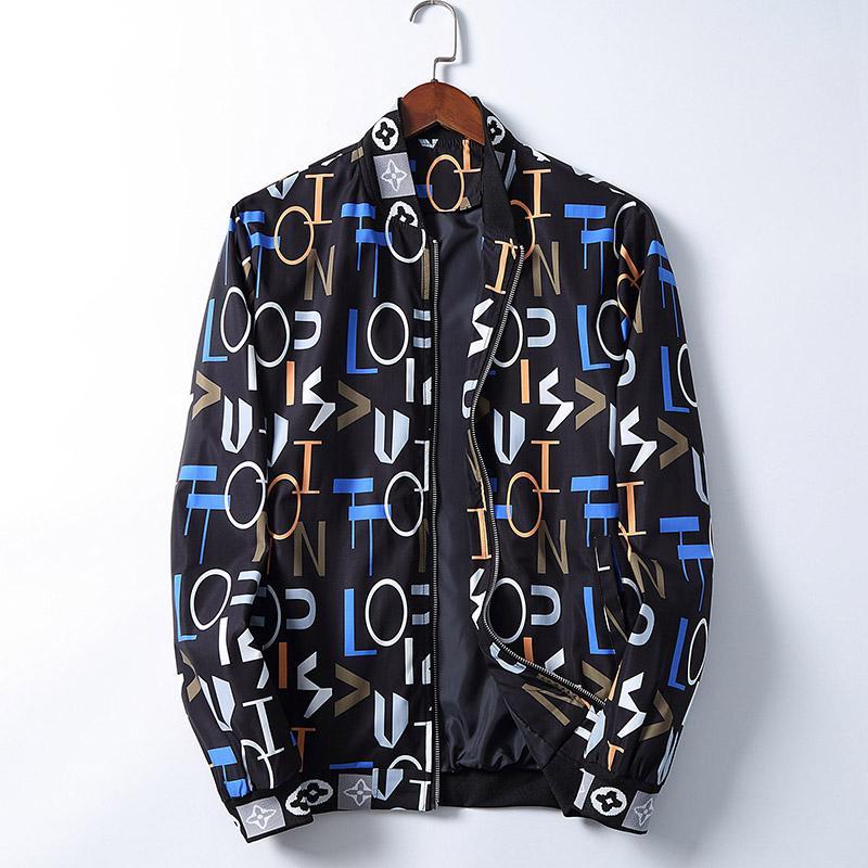 2020 nouveaux hommes sweat-shirt complet veste classique couple de Designer Zipper de Design Paris l'Europe hommes