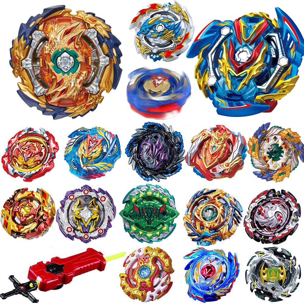 All Models Launchers Beyblade Burst GT Toys Arena Metal God Fafnir Spinning Top Bey Toy