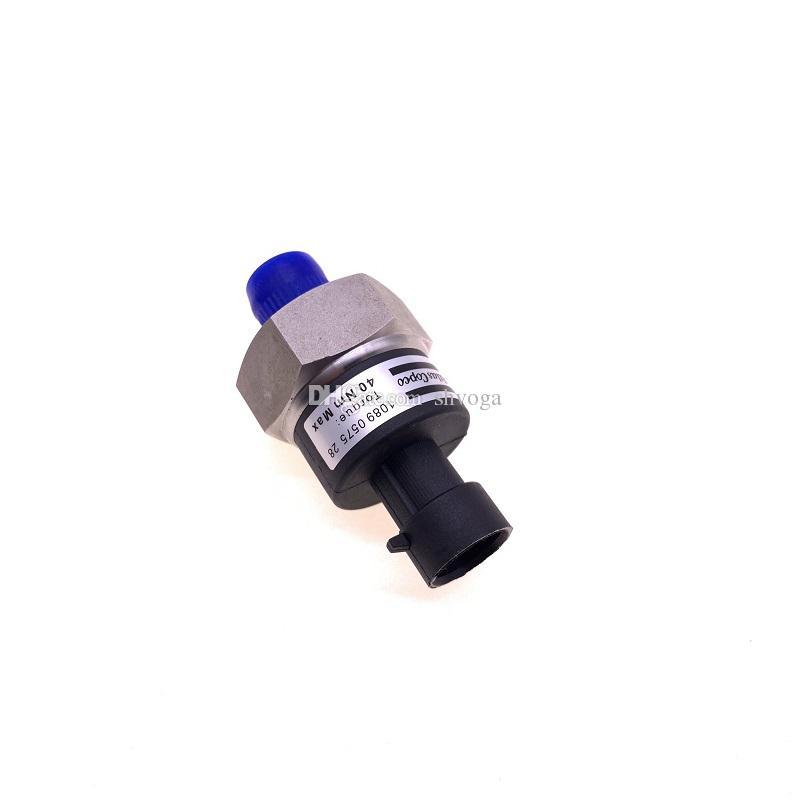2pcs de envio livre / muito 1089057531 (1089 0575 31) transdutor de pressão para o compressor de ar ZR30-90 parafuso isento de óleo AC