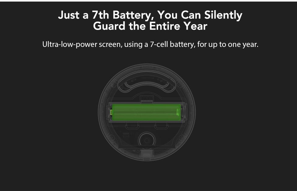Xiaomi Mijia Bluetooth Temperature Humidity Monitor Sensor APP Control Built-in Sensor LCD Display Magnetic Stick Ultra-LowPower (7)