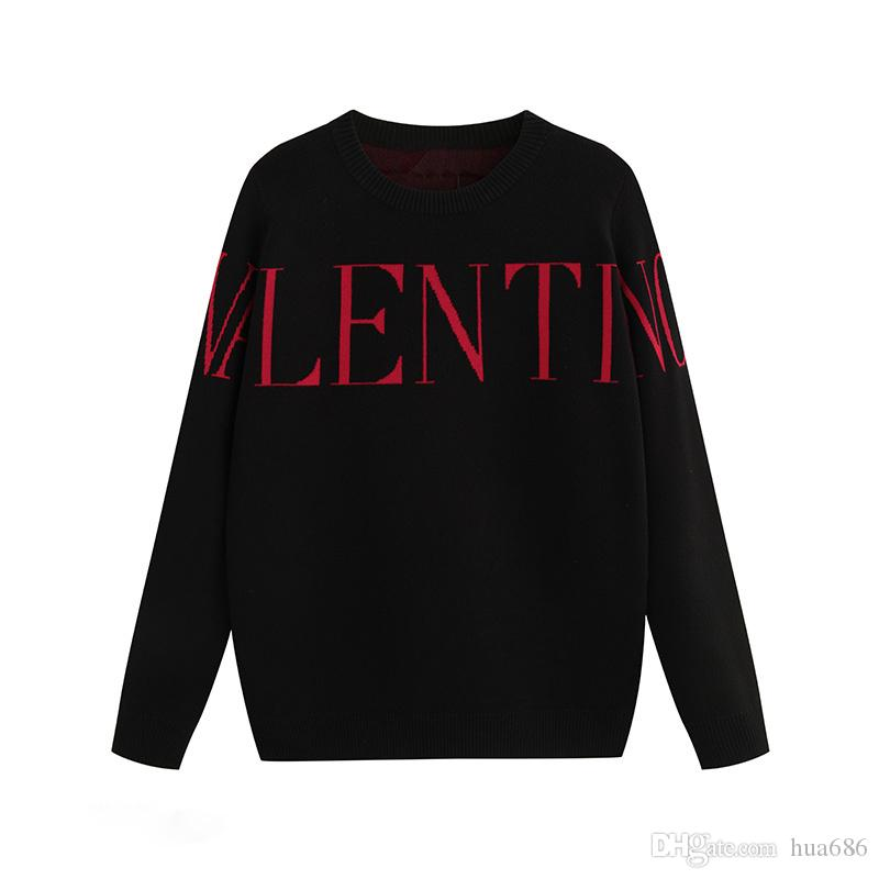 Мужской свитер с капюшоном повседневная брендовая свитана бонд рукава мужчины женщины пара пуловер буквы кривые печати стиль моды