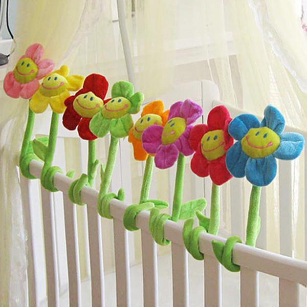 panno simulazione animale farcito più sole fiore curvo tenda fibbia bouquet peluche bouquet decorazione giocattolo fase di nozze