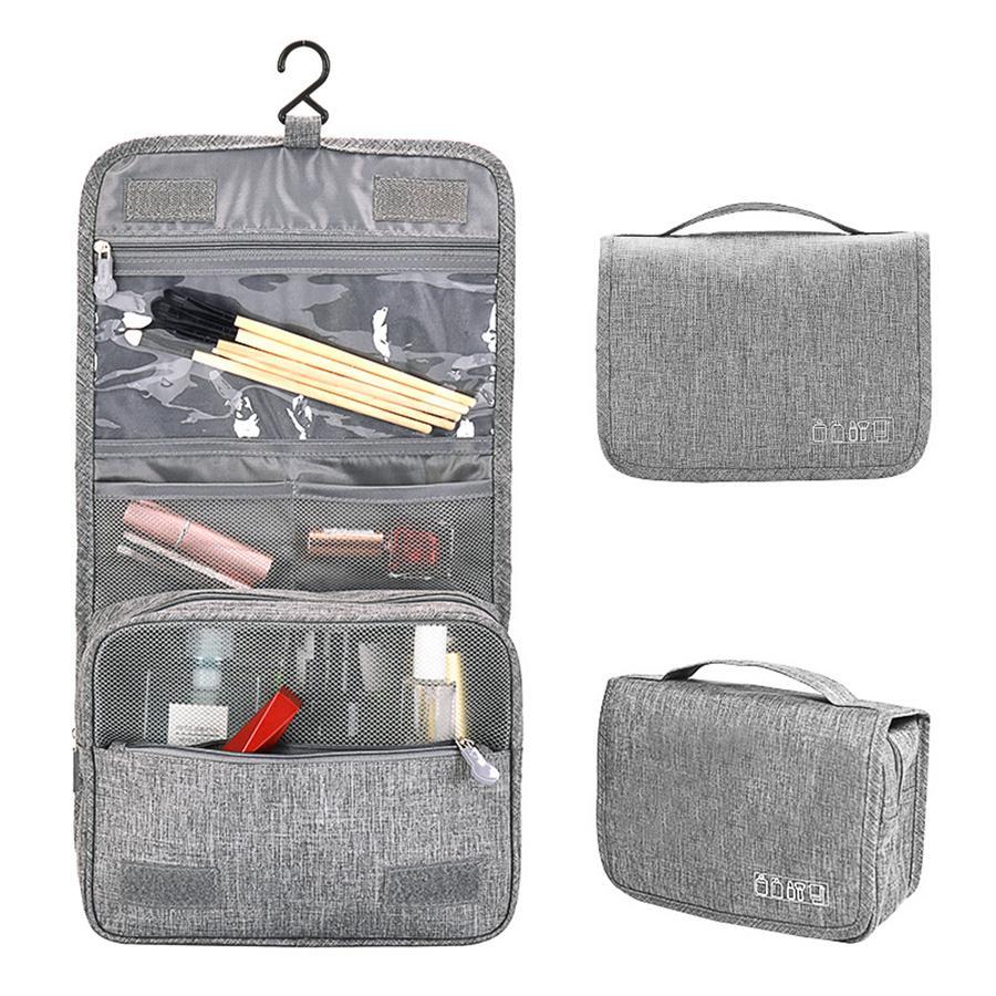 Multifunktions Make-up Taschen Tragbare Wasserdichte Hängende Reise Kulturbeutel für Männer Frauen Kosmetiktasche Bad Waschen Taschen RRA1086