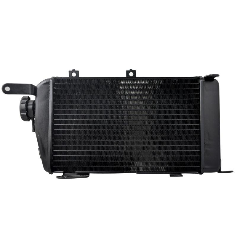 Para KLR650 2008-2014 KL650 KLR 650 do motor da motocicleta radiador de alumínio Motor Bike substituir parte Cooler