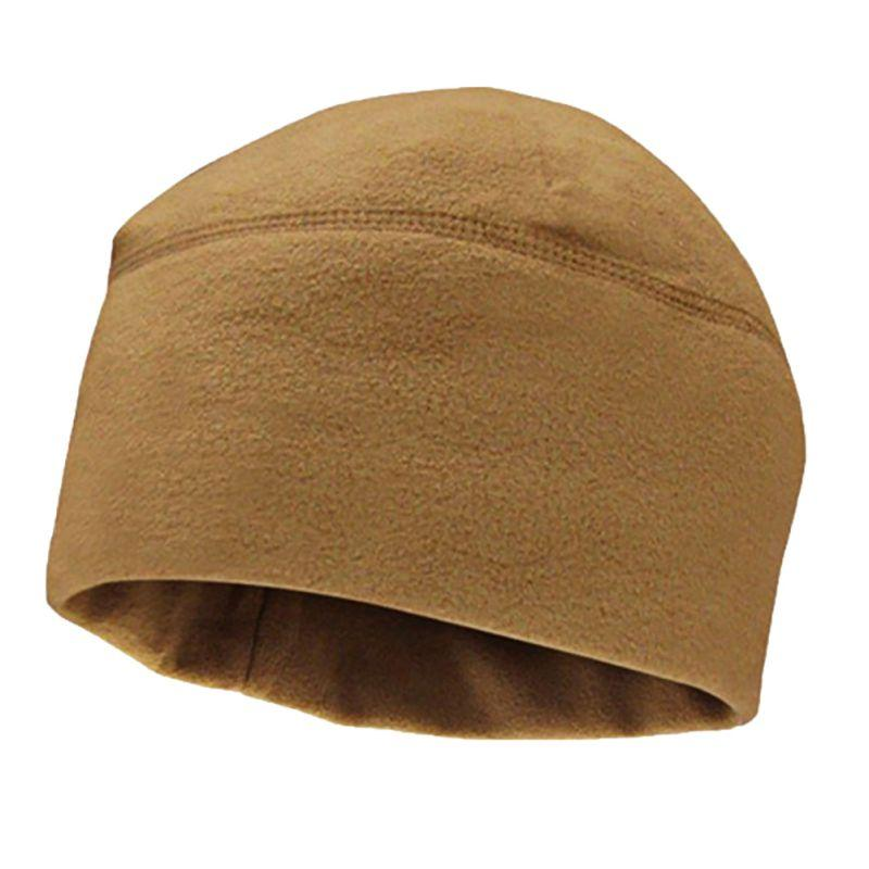 Cappelli unisex inverno caldo molle Guarda Cap solido di colore Polar Fleece ispessite militare dell'esercito Beanie Hat antivento all'aperto