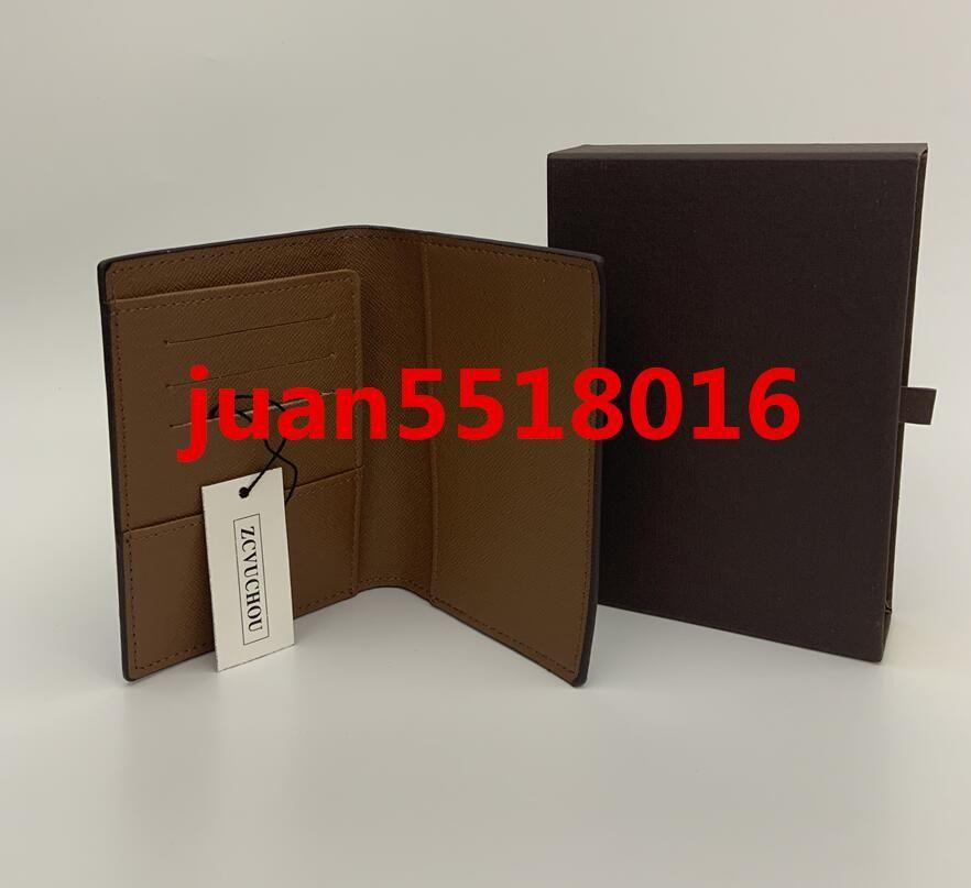 여자 가죽 여권 커버 신용 카드 소지자 여권 비즈니스 여행 여권 홀더 지갑 커버 carteira masculina 상자