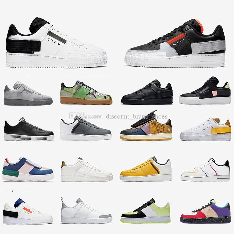 nike air force 1 one air forces shoes  AF1 SHOES Utility Black White Dunk Scarpe casual Uomo Donna Skateboarding Pink Pink Ribbon-Pack Scarpe sportive sneakers con taglio basso