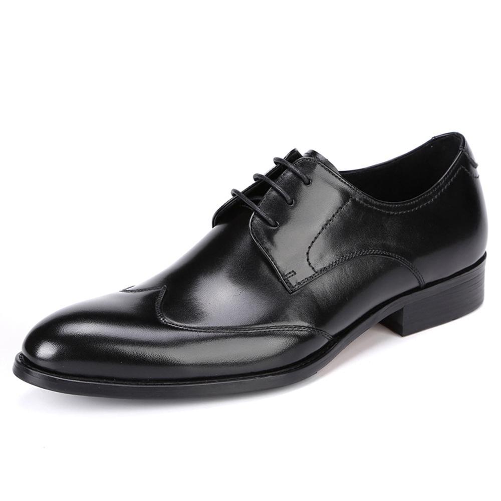 di affari di marca mens scarpe da sera vera pelle marrone chiaro del vino bianco italiano nuove moda maschile scarpe Brogue grandi dimensioni 37-46