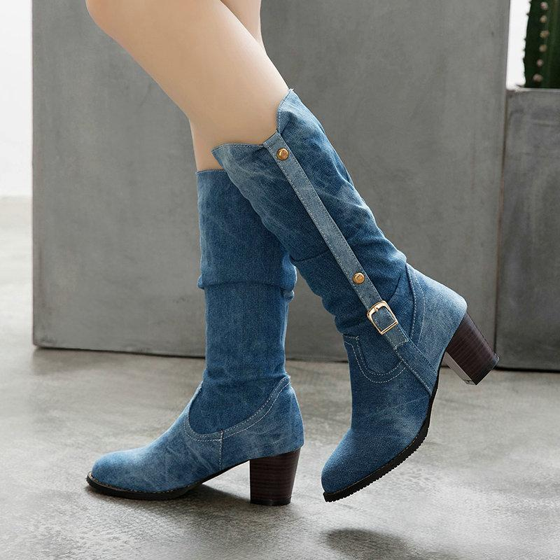 Hot Sale Knee High Boots For Women
